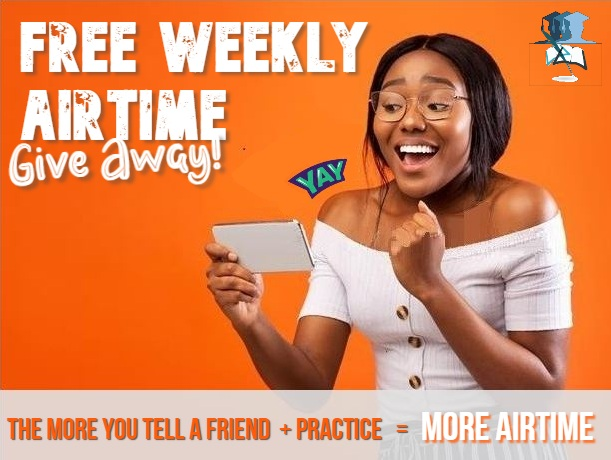 FREE AIRTIME GIVE AWAYS
